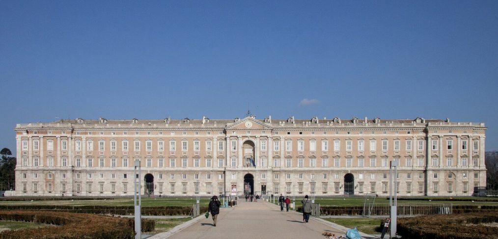 Le Palais Royal de Caserte