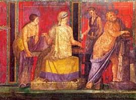Pompei ouverte Paques