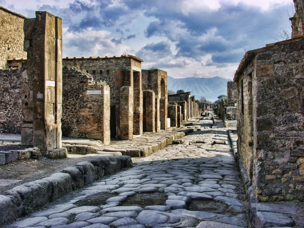 Chambres Hotes Pompei