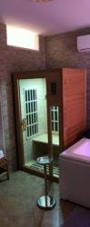 Suite Pompéi avec Spa Maxi bain à remous et Sauna