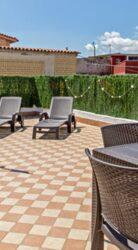 Appartement Pompéi avec terrasse et vue sur le Vésuve!