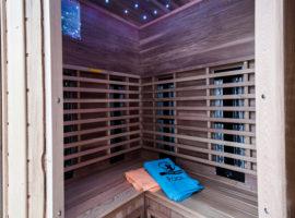 Hôtel sauna pompei