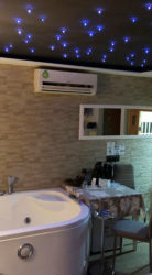 Suite Pompei avec Spa de Luxe Bain à remous et Sauna
