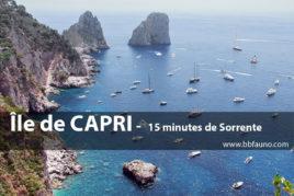 Capri - 15 minutes de Sorrento