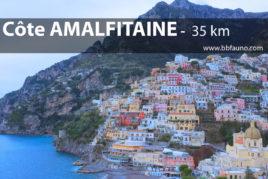 Côte Amalfitaine - 35 km
