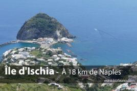 Île d'Ischia - 18 km de Naples