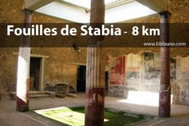 Scavi di Stabia - 8 km