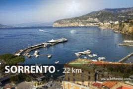 Sorrento  - 22 km