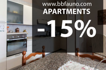 APPARTEMENT 7 nuits -15%