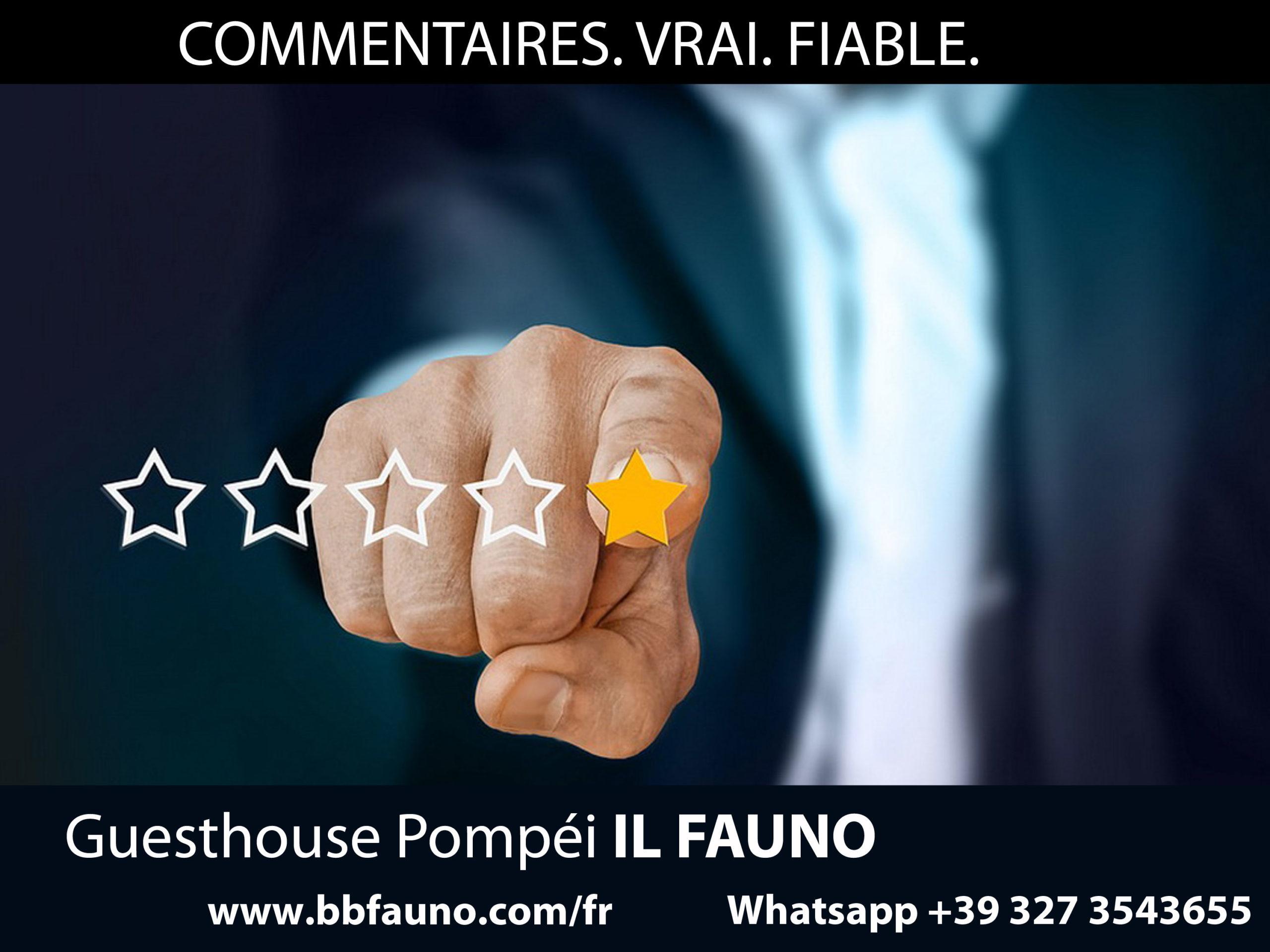Avis Hotel Pompei