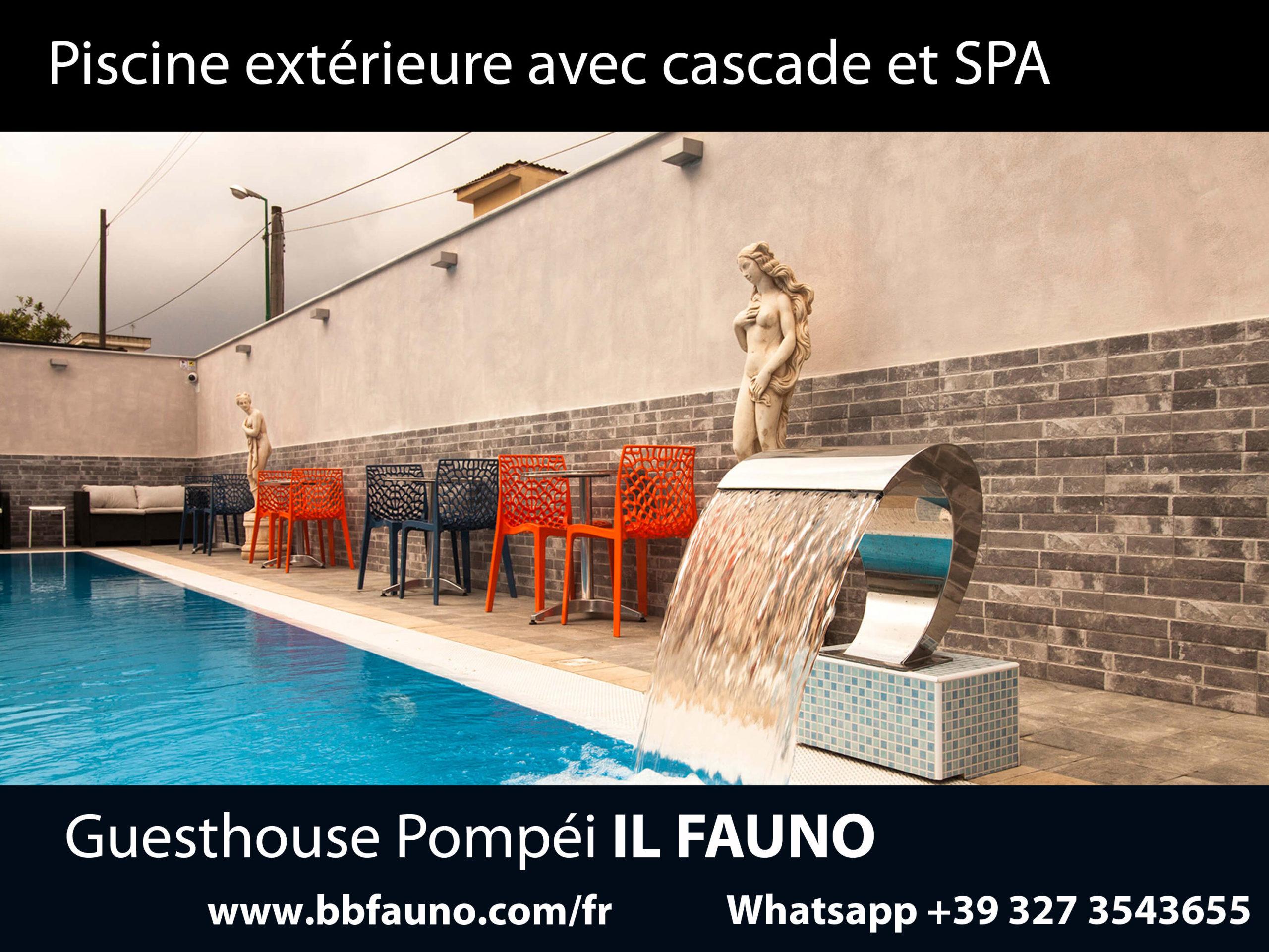 Piscine Hotel Pompei