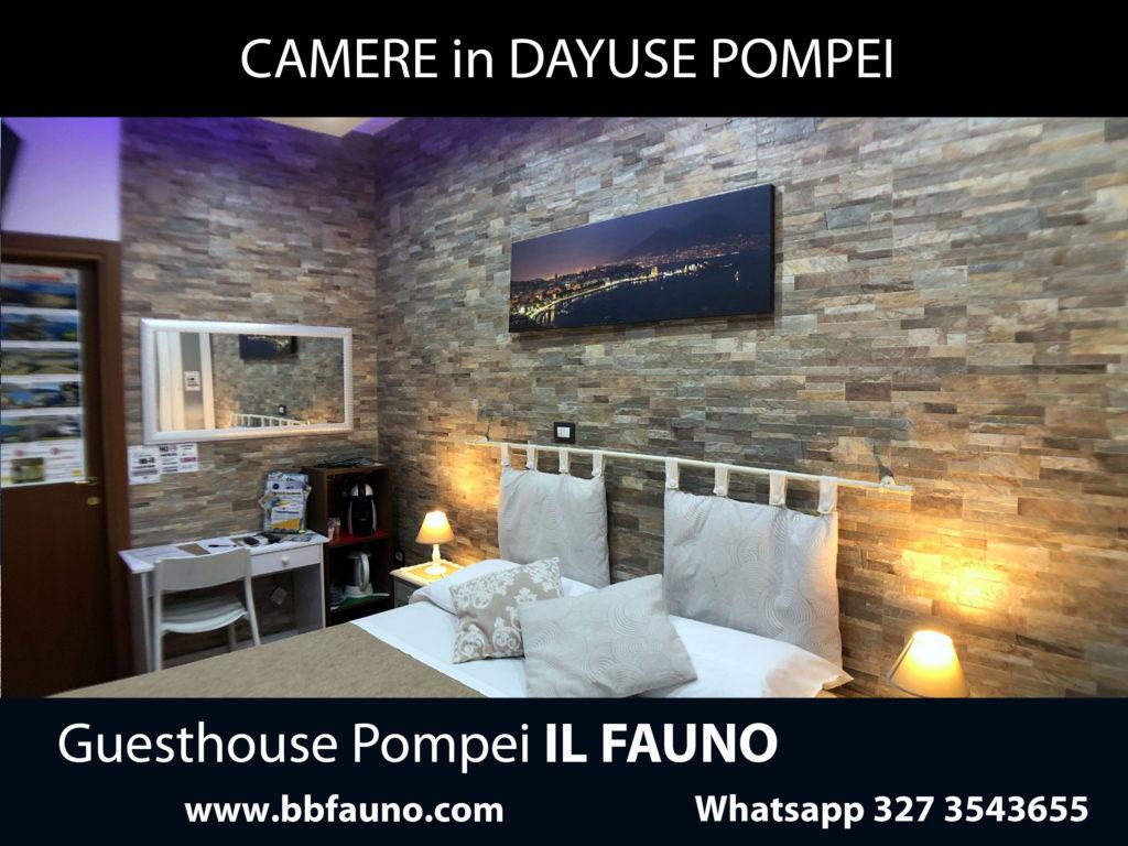 Camera ore Pompei