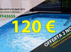 Offerta Aprile Hotel Pompei