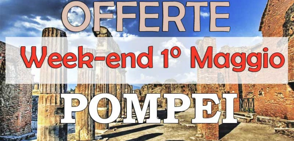 Ponte 1 maggio Pompei