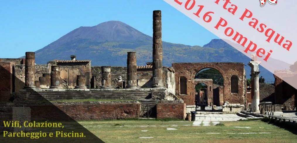 Pasqua 2016 Pompei