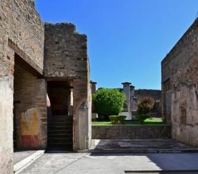 Riapertura nuove Domus Pompei