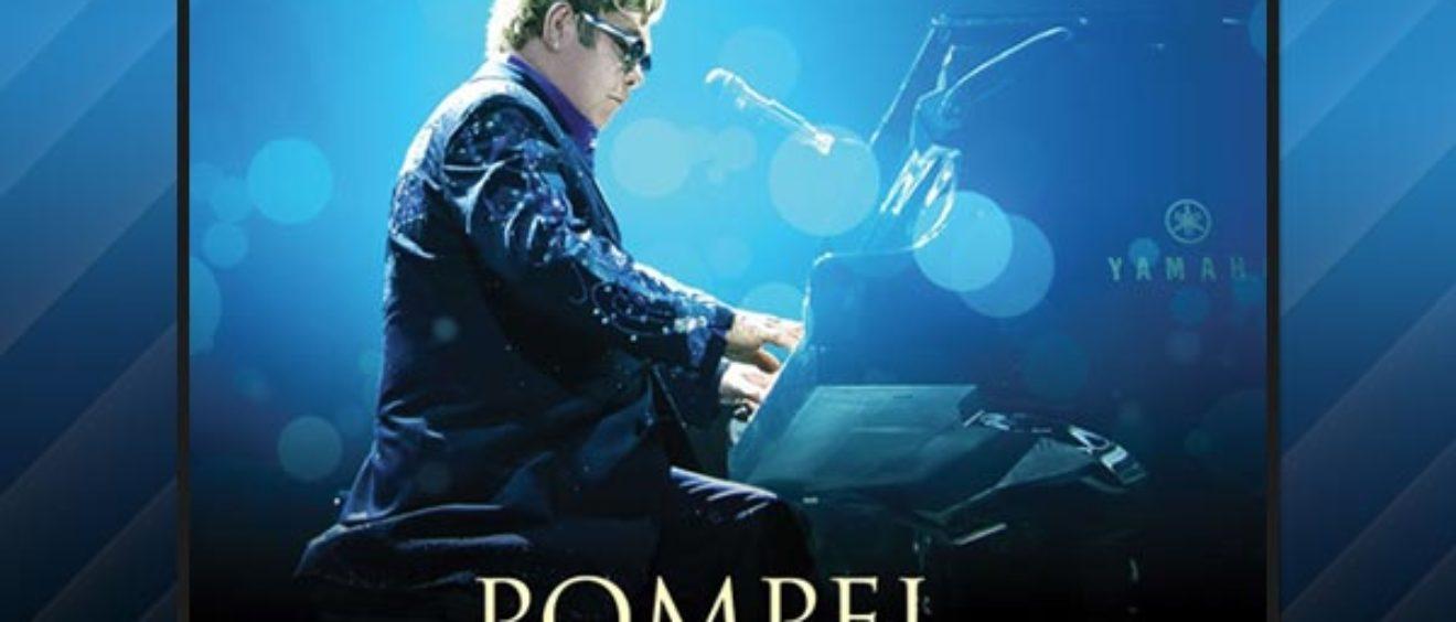 Elton John Concerto Pompei