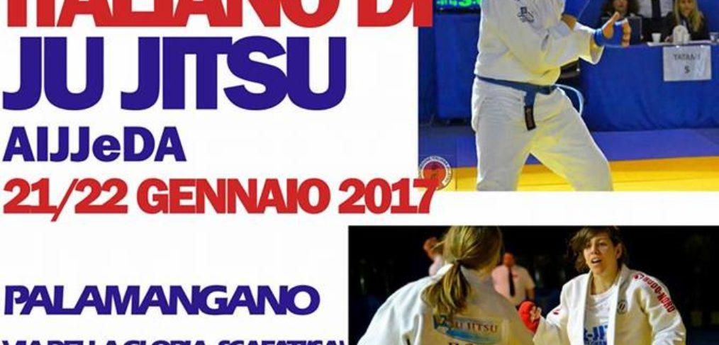 Campionato italiano jujitsu 2017