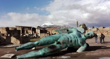Scavi di Pompei Gennaio