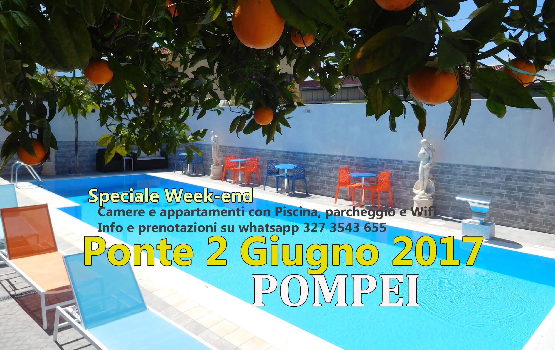 Ponte 2 Giugno 2017 Pompei