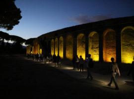 Pompei Notte dei Musei