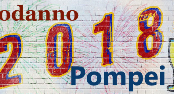 Capodanno Pompei 2018