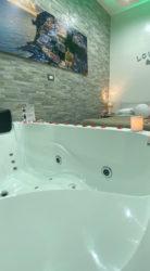 Pompei suite vasca idromassaggio