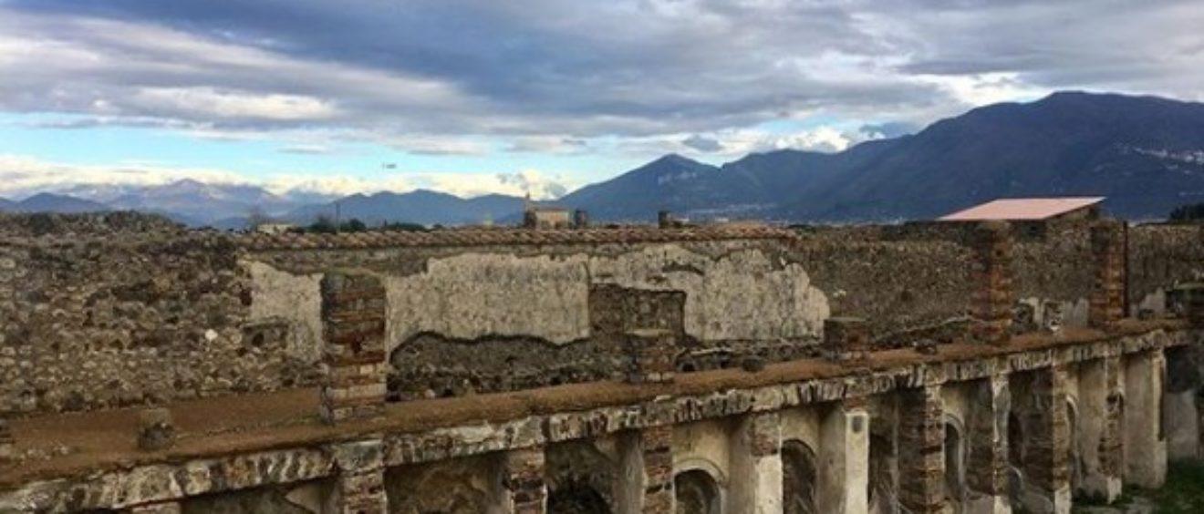 Apre la Domus dell'Ancora Pompei