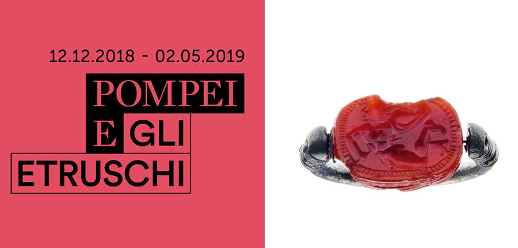 Mostra Pompei e gli Etruschi