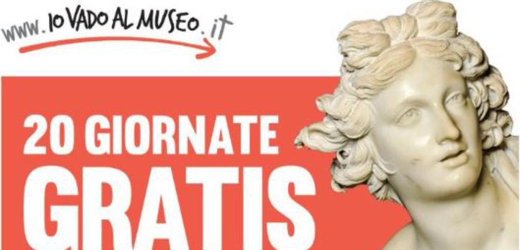Ingresso gratis a Pompei nel 2019