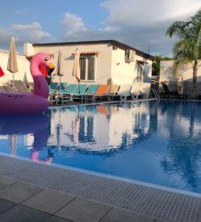 Affittacamere piscina Pompei