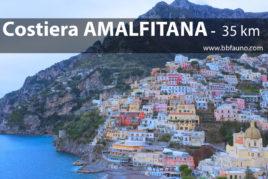 Costiera Amalfitana - 35 km