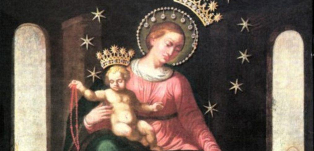 Supplica alla Madonna di Pompei 6 ottobre 2019