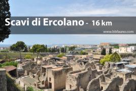 Scavi di Ercolano - 16 km