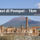 Scavi di Pompei - 1 km