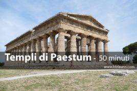 Templi di Paestum - 50 minuti