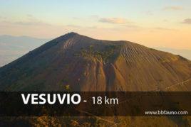 Vesuvio - 18 km