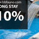 LONG STAY -10%