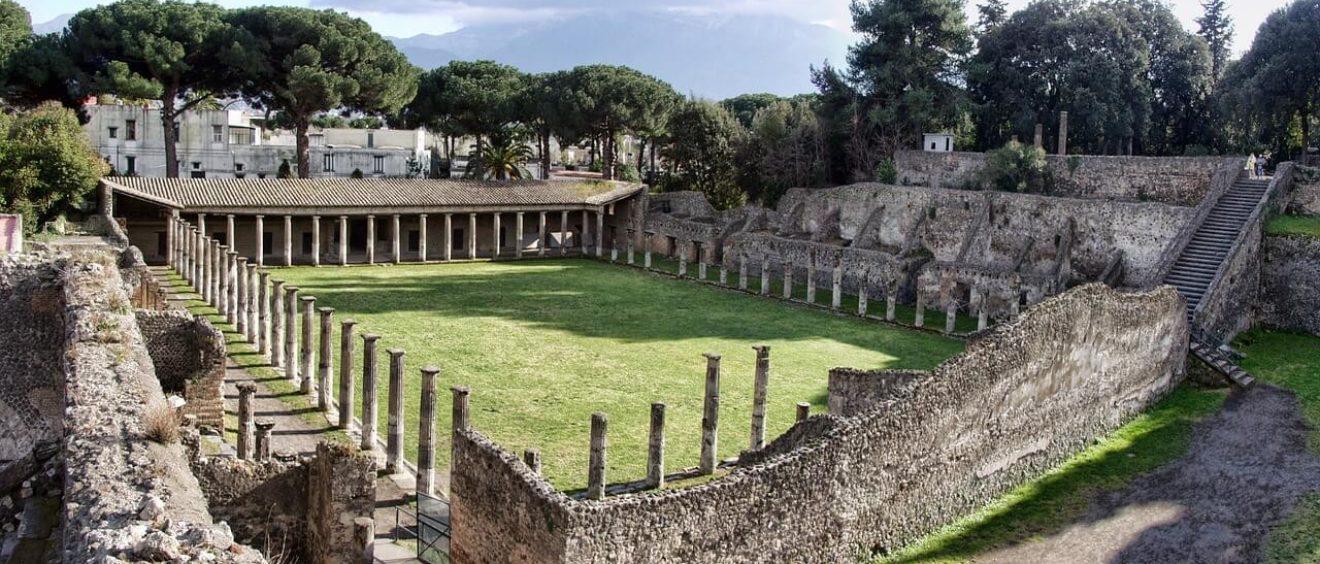 24 Ottobre 2019 Ingresso gratuito agli Scavi di Pompei