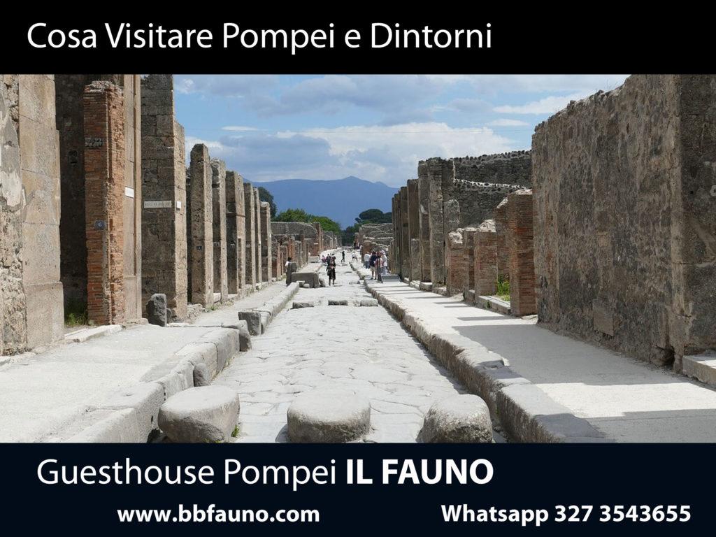 Cosa Visitare Pompei e Dintorni