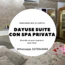 Dayuse Suite con Spa privata - da 110 €