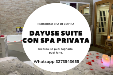 Dayuse Suite con Spa privata - da 110 €