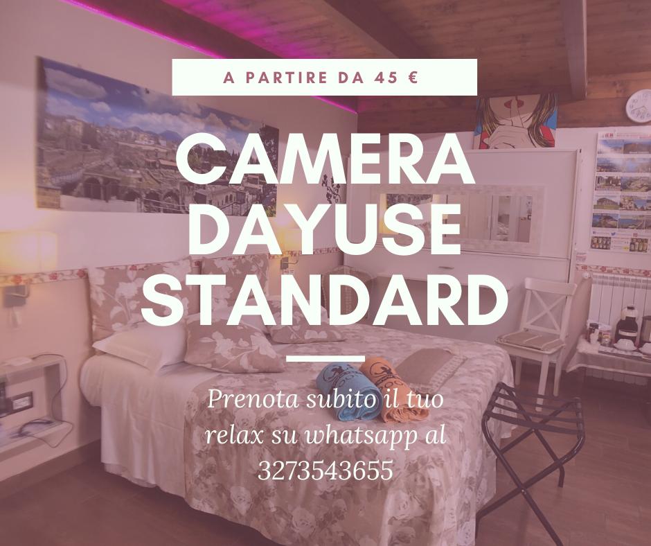 Offerta Camera Dayuse Standard Pompei
