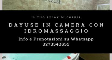 Camera idromassaggio Dayuse Pompei